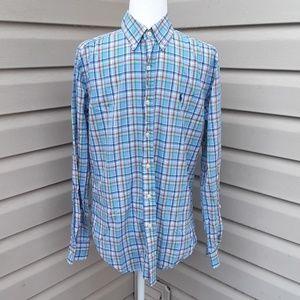 Ralph Lauren classic fit button down shirt, small